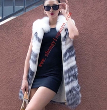 2015 Brand Design Fashion Fur Garments Sexy Women Fur Products