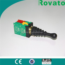 High quality Rovato 4 way 2 position small joystick