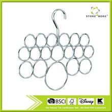 China Exporters Delicate Texture Metal Scarf Hanger