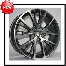 nice and durable car SILLVER wheel size16X6.5jj et 50h/pcd 5x114.3