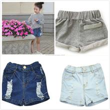 TF-04150808064 2015 caliente vender a niños lindos jeans súper cortos