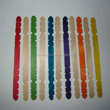 Wholesale DIY Ice Cream Wooden Stick For promotion
