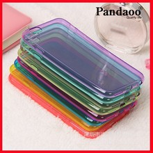 TPU clear skin case for iphone 6 clear back cover