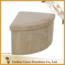 Home living Folding ottomans and pouf