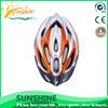 Sunshine red bike helmet white bike helmet RJ-B006