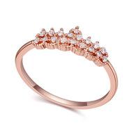 2015 New arrival unique design latest ring designs alloy mood fashion ring
