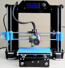 Desktop DIY 3D Printer Upgrade Version i3 3d printer With LED Screen