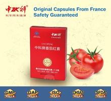 Private label salute alimentare nuovo prodotto anti- invecchiamento della prostata licopene capsula