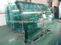 4mm-19mm Tempered Glass for building,window,glass door,fence