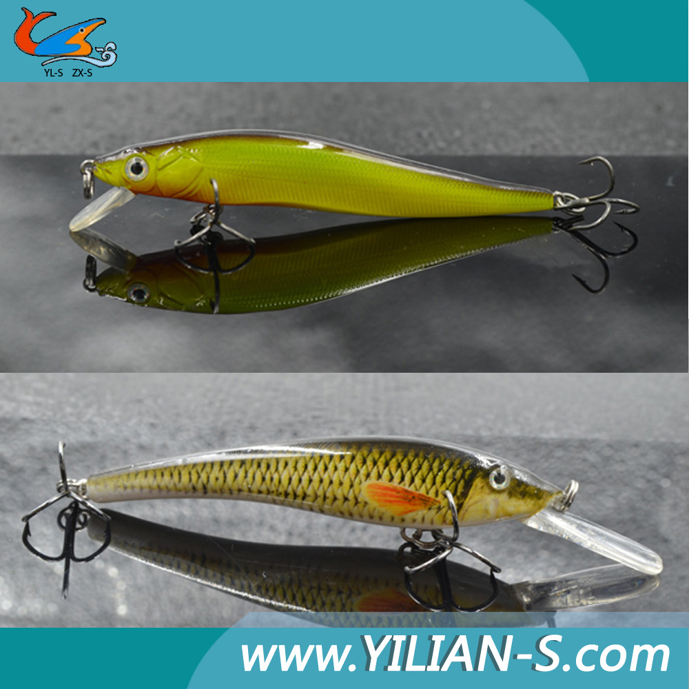 Wholesale new series fishing lures fishing bait minnow for Cheap fishing lures bulk