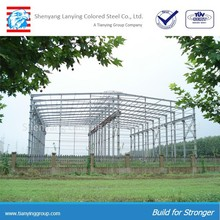 q235b q345b pre engineered steel buildings made from building steel