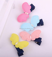 High quality promotional Cute Hair Clips Slides Girls Cheap Kids Baby Accessories
