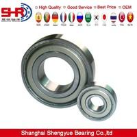 Chrome steel ball bearing clock S6803-2Z deep groove ball bearing