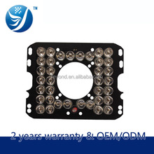 Alibaba CCTV camera 36-leds 8mm copper base 850nm ir infrared led smd board