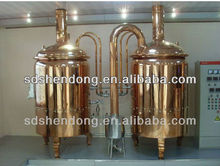 2hl micro used beer brewing machinery