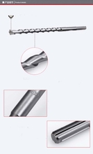 Hot selling professional supplier round shank 40CR sds 10*200mm max rotatry hammer drill bit,sds max drill bit,sds drill bit