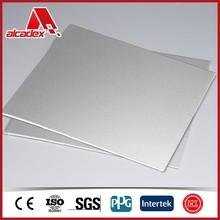 Lightweight and fireproof alumiunm composite material,acm panel building materia
