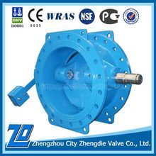 High Performance long body check valve