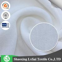 popular high quality rayon/wool plain fabric for garment