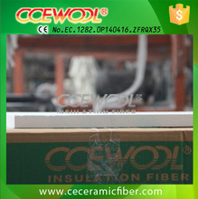 CCEWOOL furnace wall insulation 1260 fire resistant board