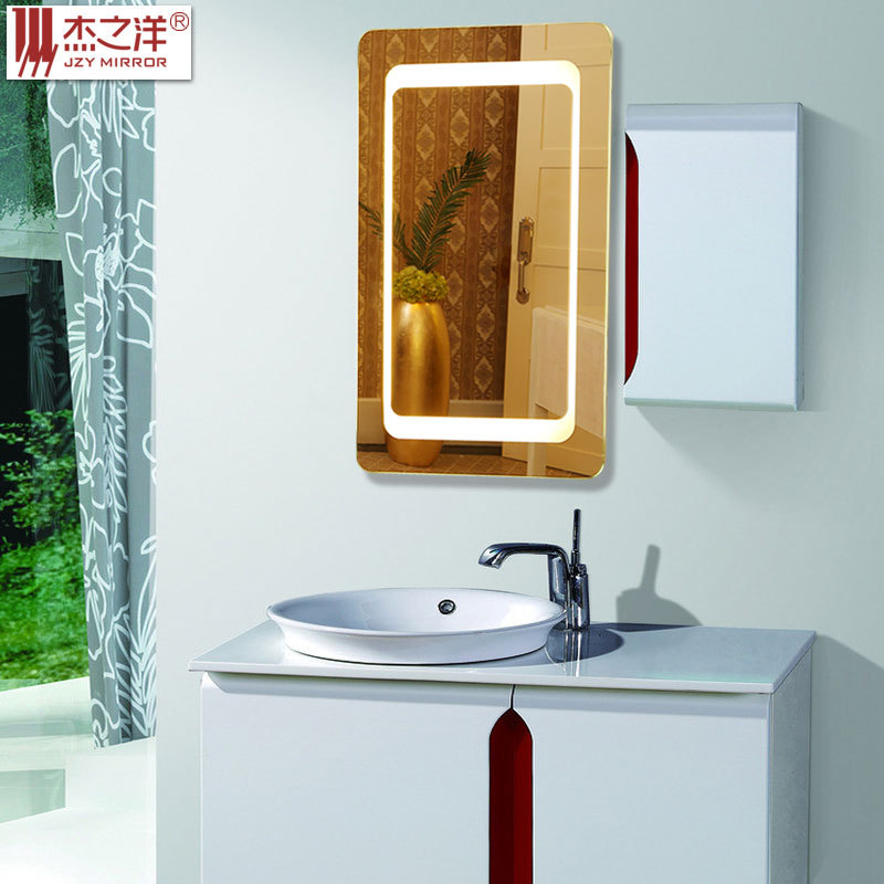 Cool Beautiful Framed Bathroom Vanity Mirrors On Sale  Delunecom