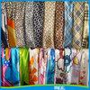 2015 spring summer print silk scarf