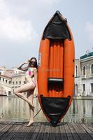 High-duty PVC Material Inflatable Fishing Kayak