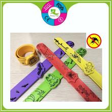 Fasion silicone mosquito repellent bracelet/baby silicone mosquito brand