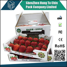 Popular Fruit Box For Strawberry