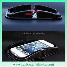Car accessories for promotion sticky gel car phone holder mobile phone stand