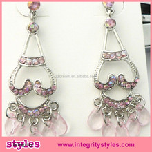 New Products 2015 For Woman Alloy Dangle Earrings