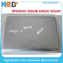 Laptop back cover and lcd bezel for Samsung NP530U4C 530U4B 535U4C 532U4C AB Case