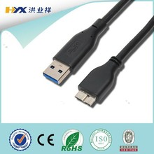 Wholesale Mirco USB 3.0 male to mirco extension cable