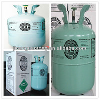 R134a gas price in Ningbo China Hfc 134a refrigerant r134a gas price OEM packing