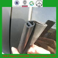 The car windows Rubber seal strip