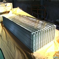 Galvanized Surface Corrugated Roofing Sheet