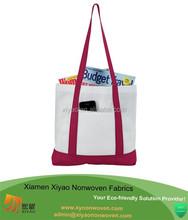 Lightweight Beach Tote Bag - Nauticals Non Woven Foldable Shopping Bag Hand Bag