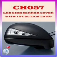 CH057F LED REARVIEW MIRROR COVER FOR JAPAN HONDA OE NO. E4-012127
