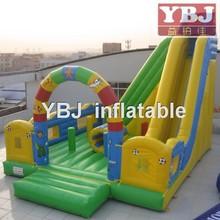 2015 Large Inflatable Amusement Park Inflatable Slide, / Newest Kids Commercial Inflatable Slide for Sale