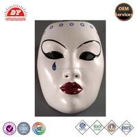 plastic ugly japanese Kabuki masks wholesale for sale
