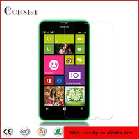 Direct factory high clear 9H 0.26mm tempered glass touch screen protector Film for nokia lumia 630
