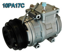 Auto air conditioner compressor 10PA17 9PK 12V for John Deere