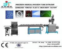 Hospital using infusion tube making machine / production machine