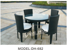 garden patio furniture rattan wicker dining tables and chairs furniture outdoor