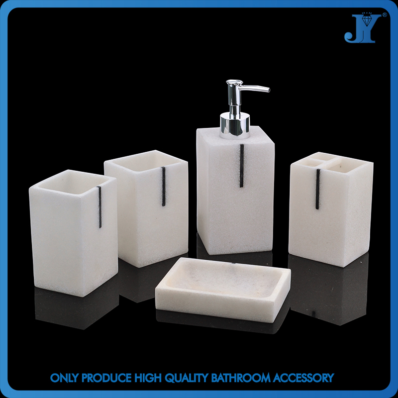 New modern design bathroom accessories home decor bathroom for Modern home decor accessories