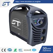 China Price Tools DC Motor 50/60Hz F Insulation Class 200 Amp Mma Inverter Arc Welding Machine