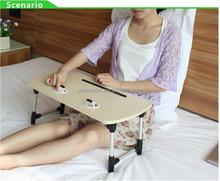 Modern design Desk Solid&Reliable Desk Applied for Laptop&tablet Top Quality MDF&Aluminum