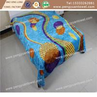 super soft cheap printed different kind of blanket
