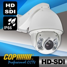 COP 20X 30X IR 1080P PTZ Full HD IP66 HD SDI 1920X1080 Dome Camera