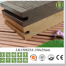 Solid wpc flooring/ wpc decking